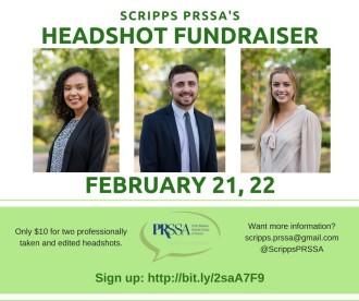 headshot fundraiser
